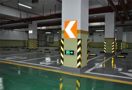 浙江停车场划线标准