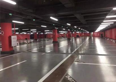 西安大型地下车库